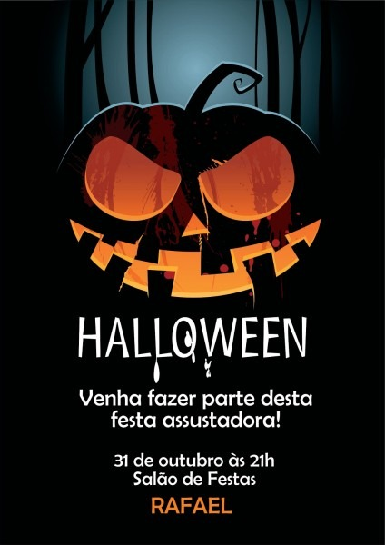Francamente  halloween