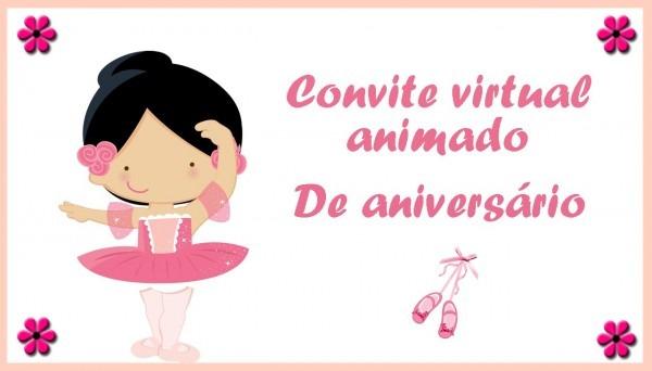 Convites virtuais de aniversario » happy birthday world