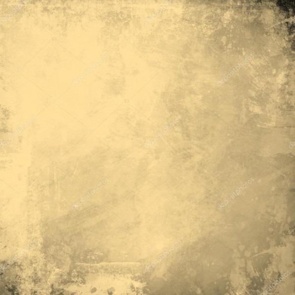Papel de fundo marrom dourado com fundo grunge vintage