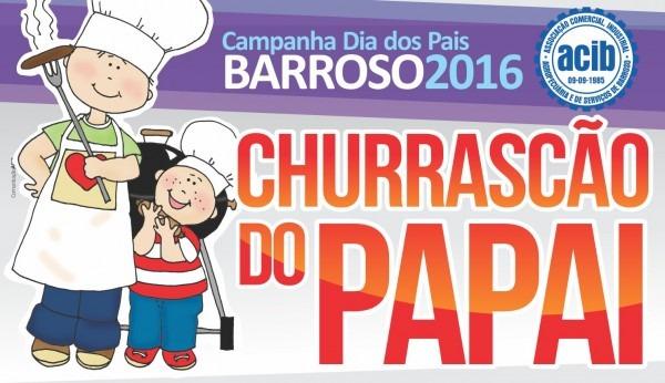 Acib lança promoção do dia dos pais com três kits de churrasco