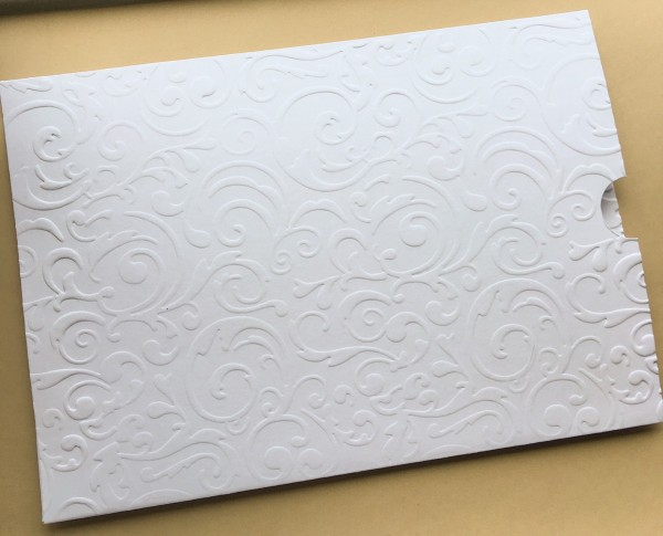Envelope para convite 15x21,5 cm no elo7