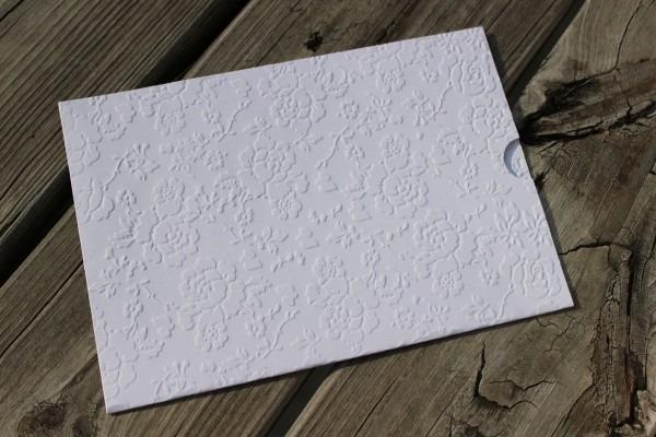Envelope para convite de casamento 15x21,5 cm branco no elo7
