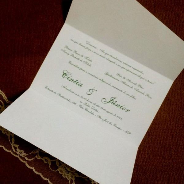 Tend ncia de papel para convites casamento lisboa convite azul com