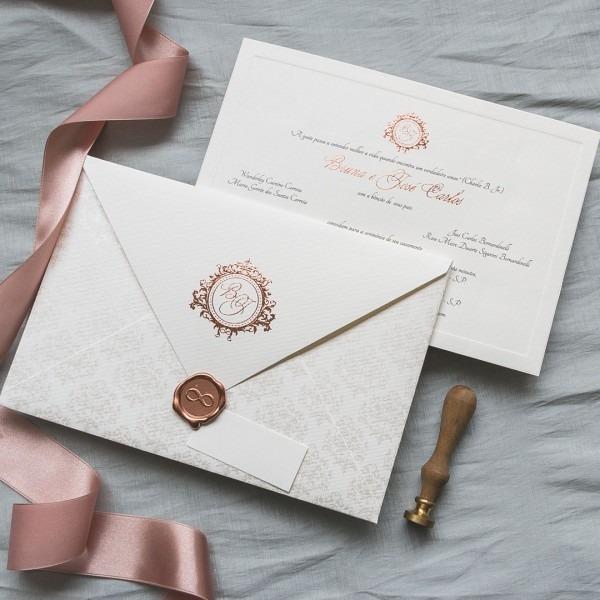 Imagens de convites de casamento  veja os mais lindos!