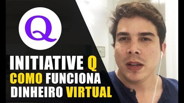 Initiative q como funciona convite o que É criptomoeda bitcoin