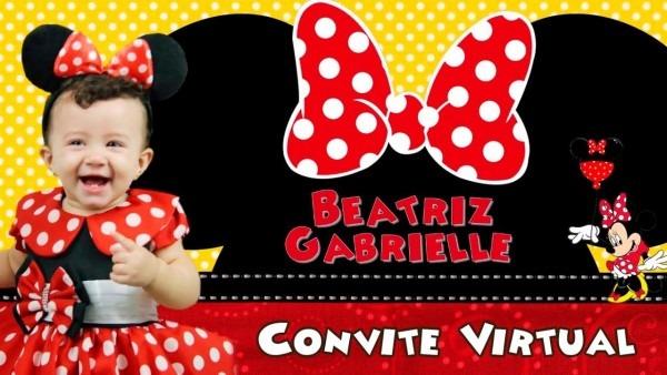 Convite virtual beatriz