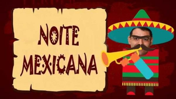 Convite noite mexicana adolegal