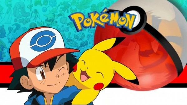 Convite digital pokemon