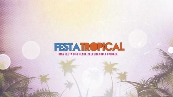 Pedro fernandes na festa tropical 2012