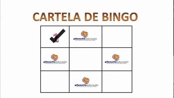 Criando cartelas de bingo no powerpoint