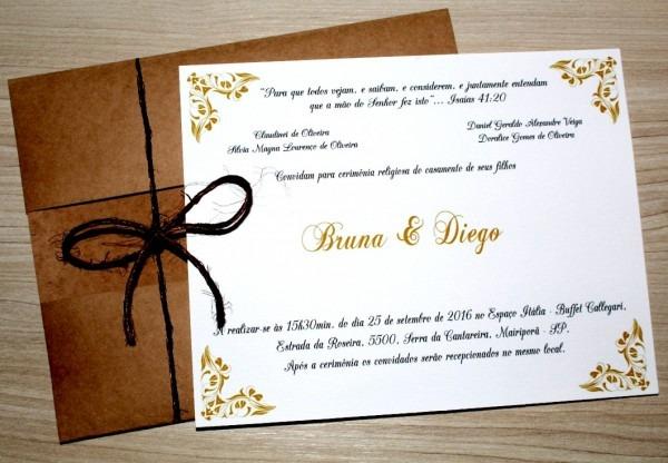 Melhor as mais lindas frases para convite de casamento convites