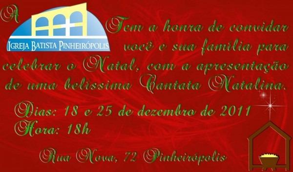 Marcelo lieuthier  convite!