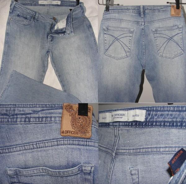 Va)repaginando  calças jeans m  officer (preta disponivel)