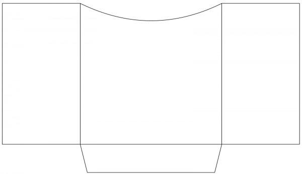 Aquarelinha  moldes envelopes