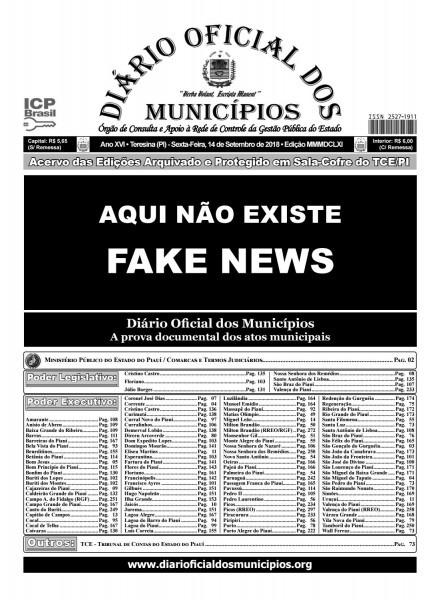 Edição 3661 by diário oficial dos municípios