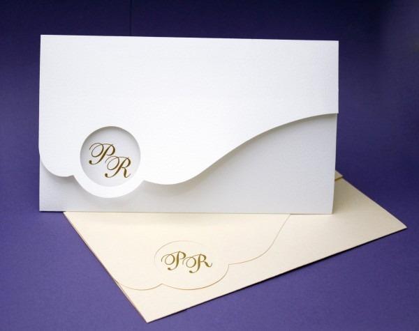 10 convites para casamento