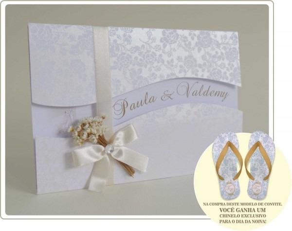 Convite casamento c