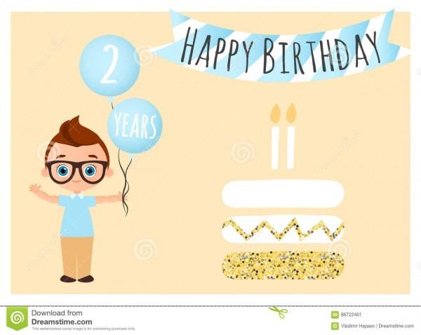 Cartão do feliz aniversario com bolo fundo do feliz aniversario