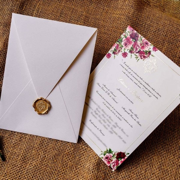 Elegante a mais linda frase para convite de casamento frases 2016
