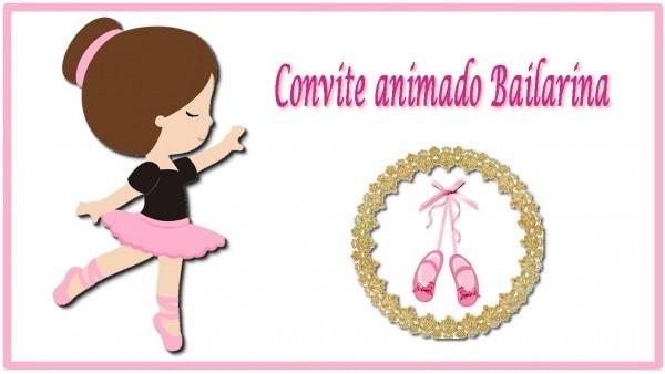 Convite aniversario bailarina 2 » happy birthday world