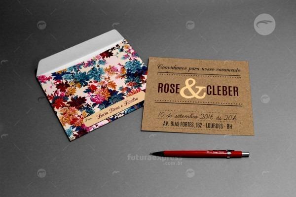 Melhor grafica convite de casamento bh em belo horizonte convites