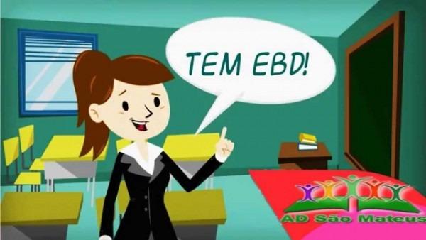 Convite especial ebd