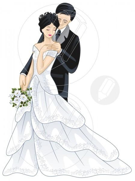 Vendas mr  noivinhos noivos vetor e imagens corel e png