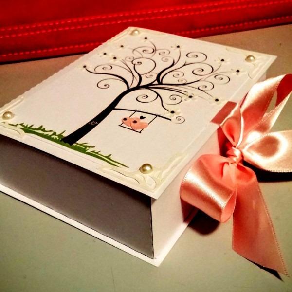 Novo de convites casamento mercadolivre 20 caixas convite