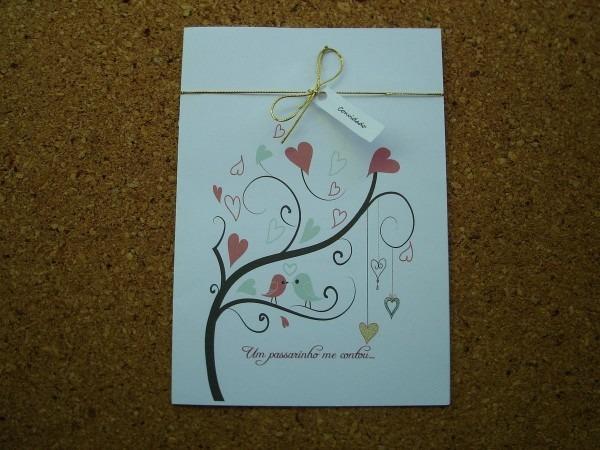 Conheça a coleção de convites mariéevocê vai achar um convite