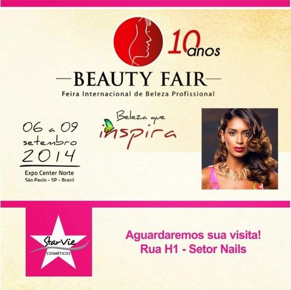Katia & manias  quem que ir a beauty fair