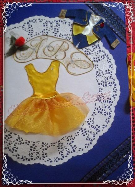 Casa,amor e arte   a arte de criar  convites para festa do abc com