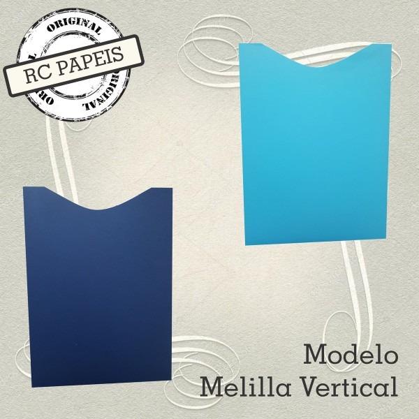 50 mini envelopes para convites melilla vertical 5 x 9 cm  no elo7