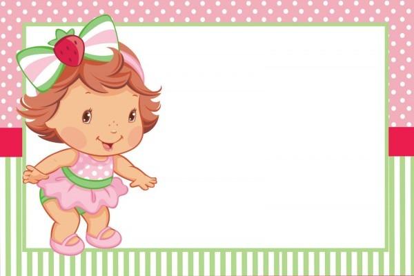 Kit festa pronta moranguinho baby grÁtis para baixar