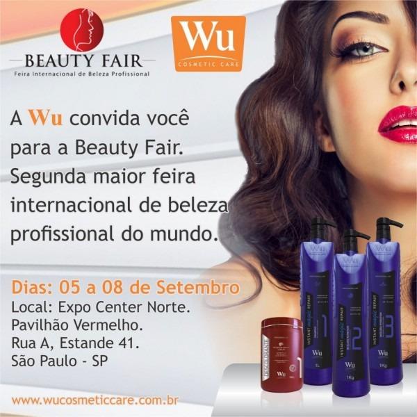 Convite para beauty fair 2015