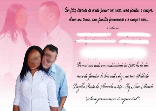 Convite aniversario de casamento 3 » happy birthday world