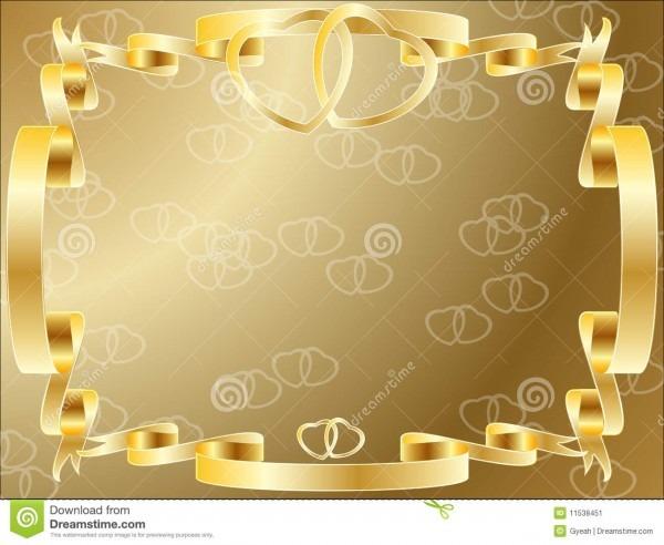 Convite da beira do aniversário de casamento ilustração do vetor