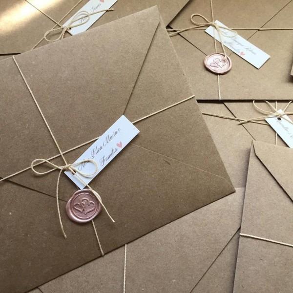 Amor em papel design  convites e papelaria para casamentos