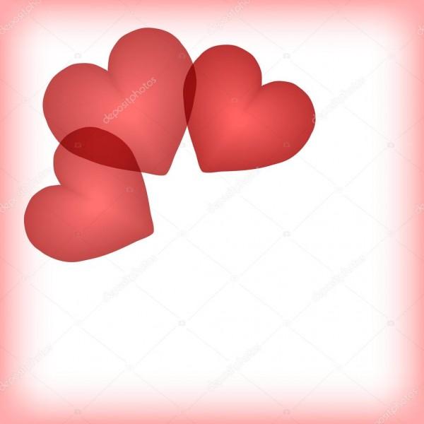 Convite de coração de cartão — vetor de stock © kseniavasil  78855984