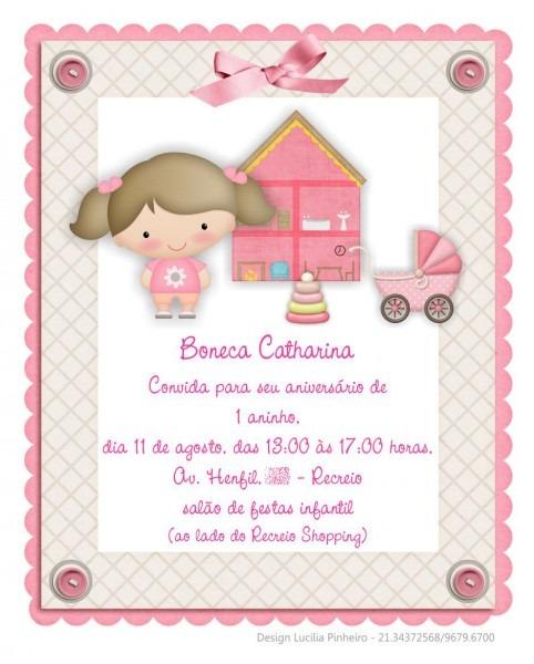 Lucilia pinheiro arte em papel  tema casa de bonecas