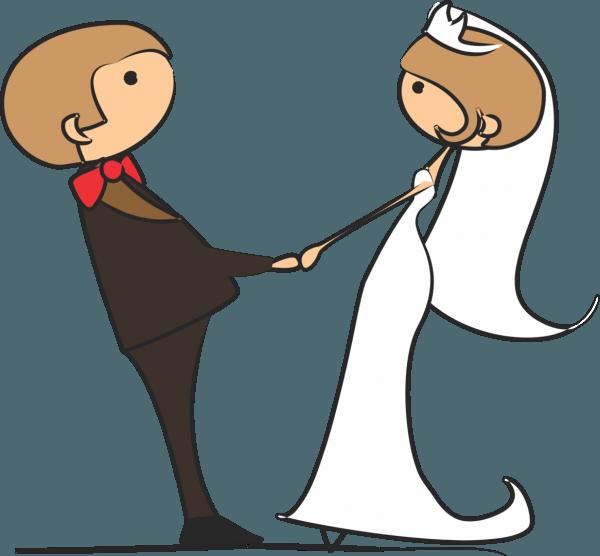 Imagens de noivinhos para convite de casamento png 5 » png image