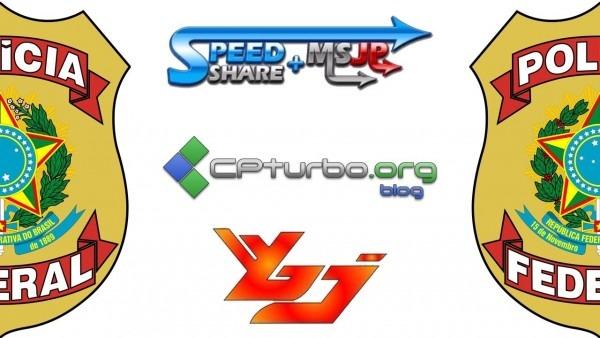 Sites de torrents fora do ar! polÍcia federal derruba speed