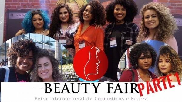 Eu fui na beauty fair 2017