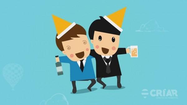 Criar convites de formatura