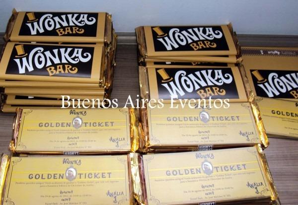 Buenos aires eventos  a fantástica fábrica de chocolate da anália