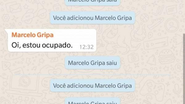 Saiu de um grupo do whatsapp  veja como impedir que te adicionem