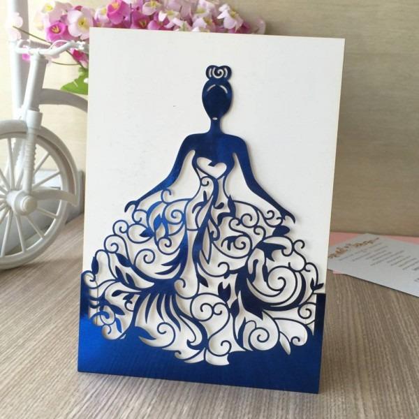 Convite 15 anos rendado princesa