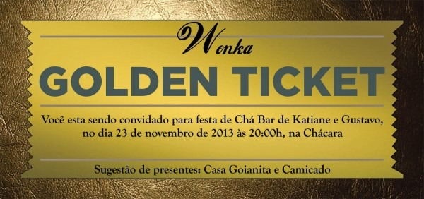 Pictures of cha lifes golden ticket