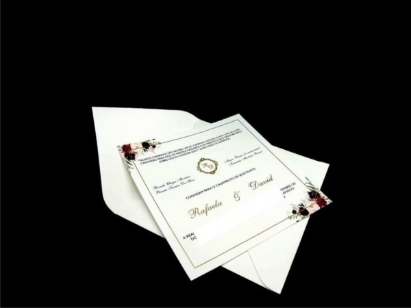 Convites casamento – iolanda convites