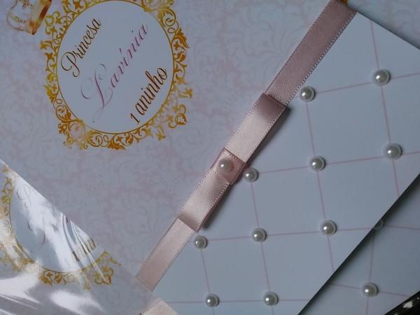 Convite de aniversário fashions convites cia no elo7