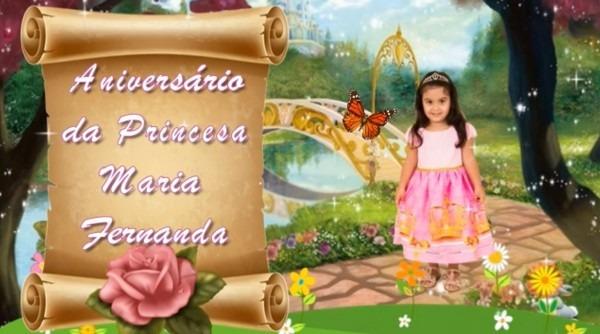 Convite digital animado aniversário infantil todos os temas